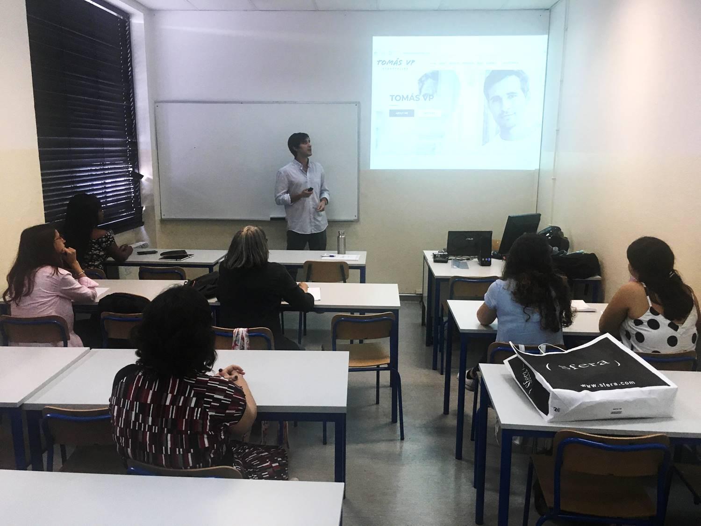 career management workshop about personal branding storytelling NOVA